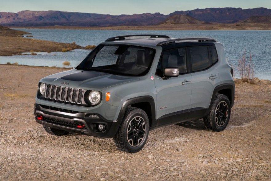 2017 jeep renegade changes Jeep renegade interior, 2015