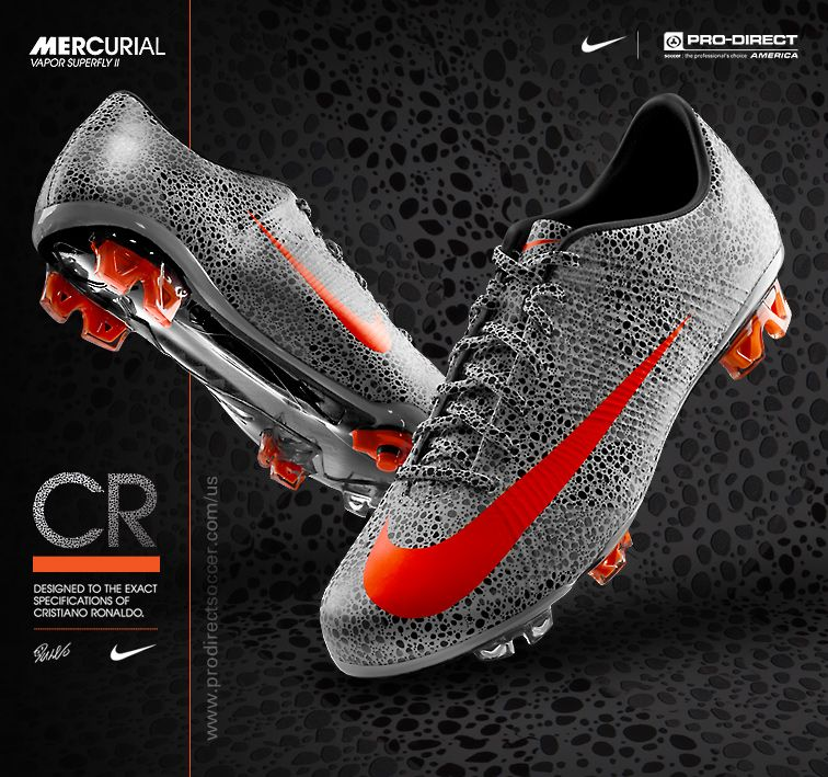 free shipping a6b7f 32ed8 Pro-Direct Soccer US - Nike CR7 Safari Soccer Shoes, Nike Superfly Soccer  Cleats