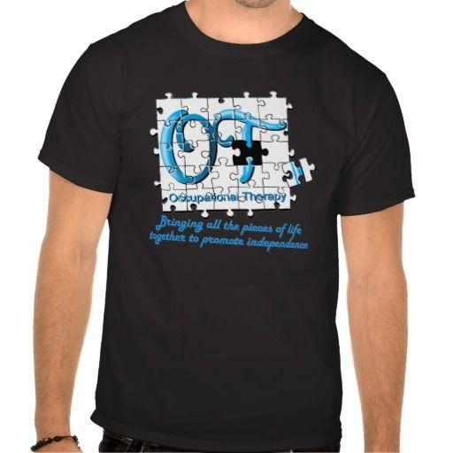 ot puzzle aqua shirts