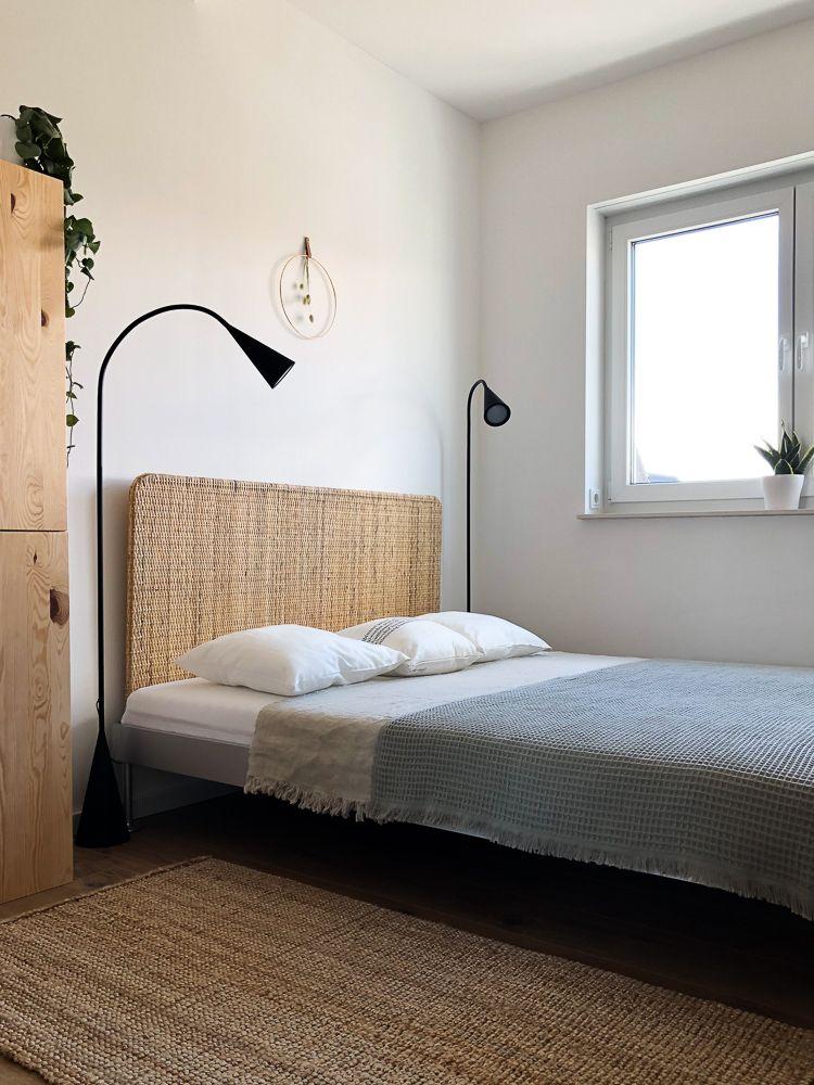 Ikea Delaktig 2 0 Hej Neues Gastebett 10 Tipps Fur Eure Schlafzimmereinrichtung In 2020 Schlafzimmer Einrichten Bett Lederbett