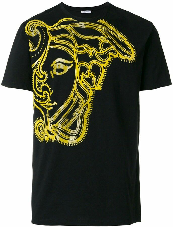 13f4f2e5 Pin by Sangoh Tan on Versace Select   Versace t shirt, Versace mens ...