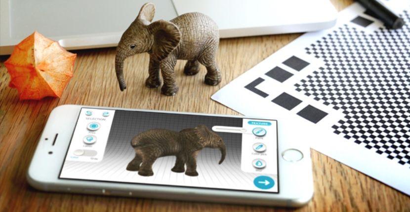 Qlone, una aplicación de escaneo 3D totalmente gratuita - https://www.hwlibre.com/qlone-una-aplicacion-escaneo-3d-totalmente-gratuita/
