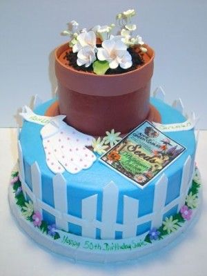 Flowers Mother S Day Inspiration Cake Central Cake Garden