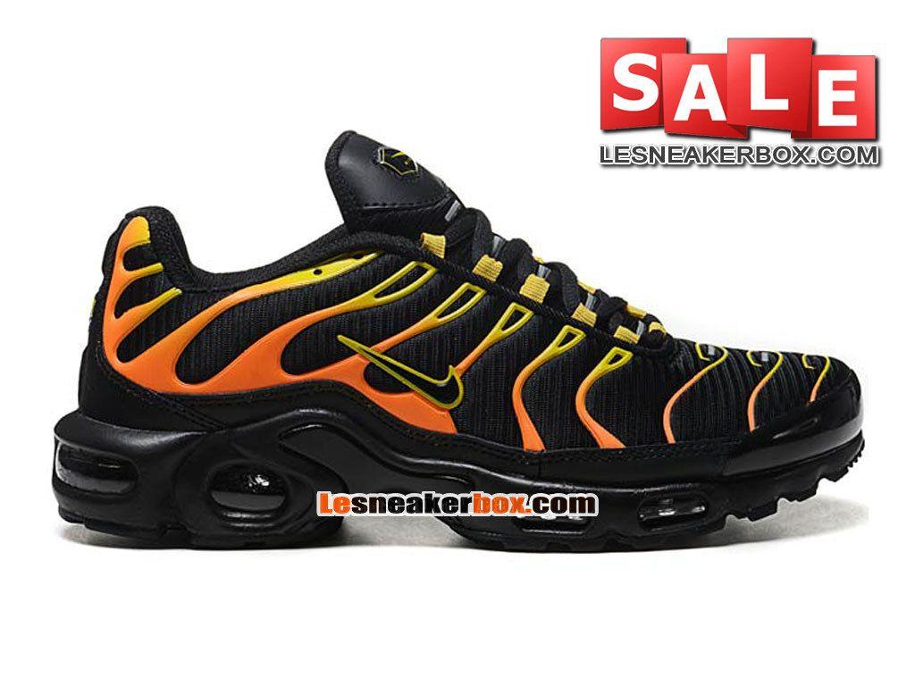 air max tn noir orange