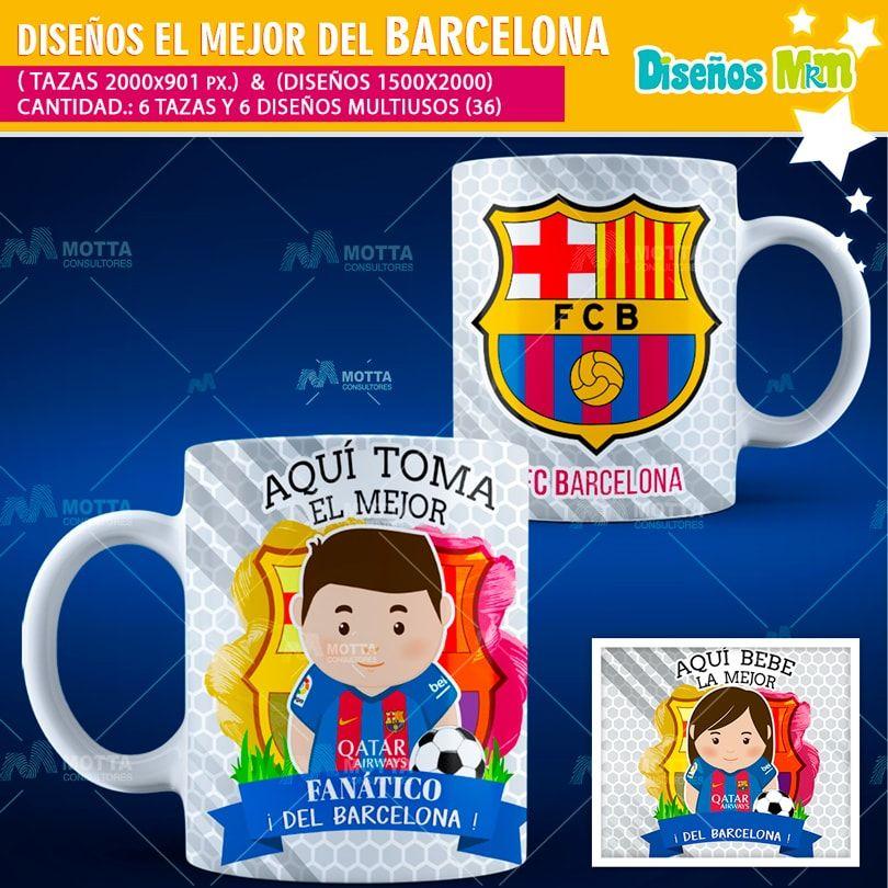 a8c1dd9cb3b0f PLANTILLAS AQUÍ BEBE EL MEJOR FANÁTICO DEL BARCELONA FC   IdentidadCorporativa  DiseñoGráfico  Plantillas