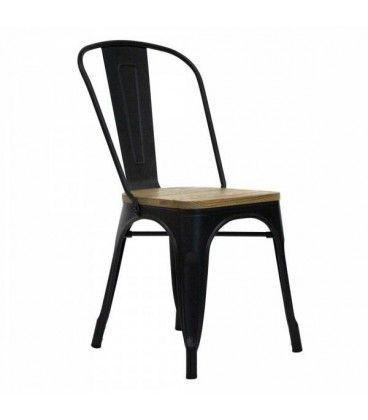 Chaise Bistrot Tucker #salleamangercocooning Simple et fonctionnelle, cette chaise bistrot a été pensée pour un intérieur cocooning. Vous la trouverez également dans une salle à manger moderne au design scandinave ou dans une cuisine aux allures industrielles.  #chaise #bistrot #nordique #meubles #design #decoration #cocooning #scandinave #salleamangercocooning Chaise Bistrot Tucker #salleamangercocooning Simple et fonctionnelle, cette chaise bistrot a été pensée pour un intérieur coco #salleamangercocooning