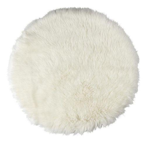 Kunstfell Weiß rund bei mömax günstig online bestellen - schlafzimmer günstig online