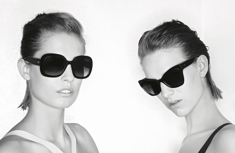 Chanel Eyewear fall winter 2013 by Karl Lagerfeld   Fashion ... 71e864710483