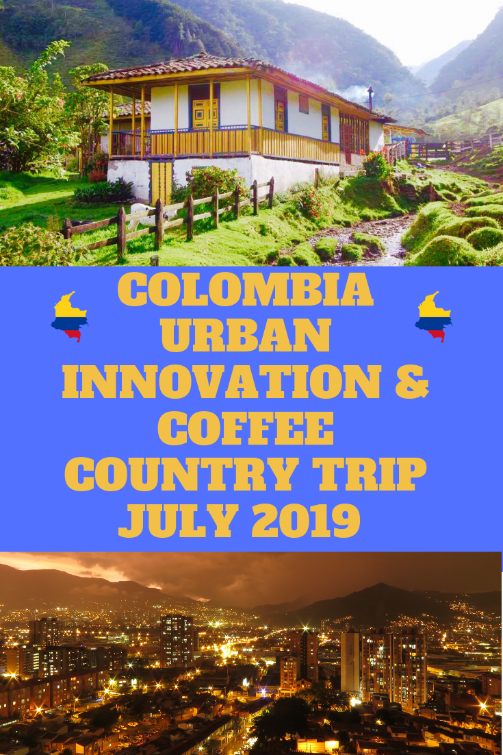 Colombia is amazing. Medellin and the Coffee Region are