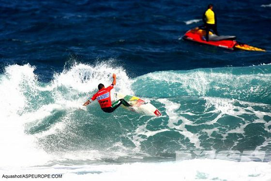Azores Islands Pro: sunny waves in volcanic soils | Surfers will ride decisive waves in the Azores Islands Pro - via @SurferToday 21.06.2012 | The Portuguese volcanic islands of the Azores, located in the North Atlantic Ocean, will be welcoming the best surfers in the world, again in 2012, for the SATA Airlines Azores Pro, in Sao Miguel.