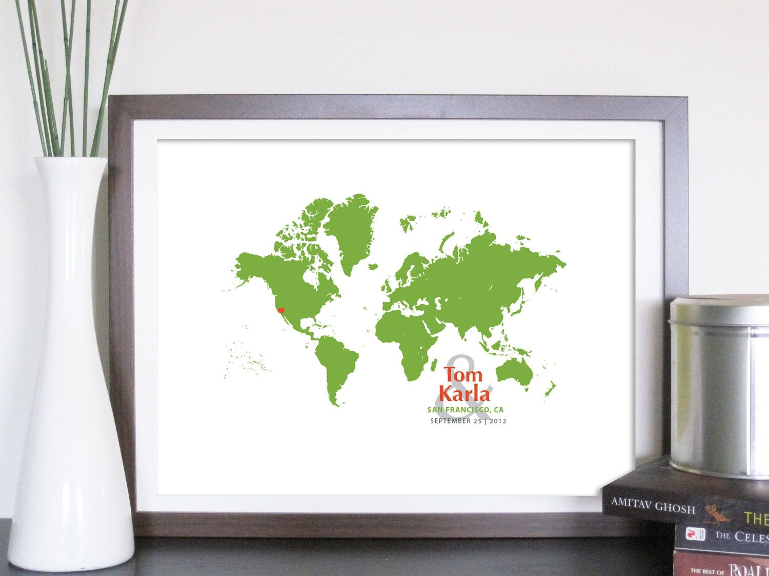 World map guestbook signature world 11x14 inches more sizes world map guestbook signature world 11x14 inches more sizes available destination wedding gumiabroncs Image collections