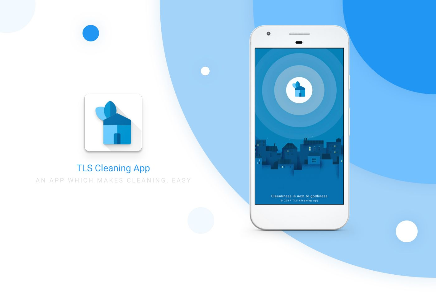 "Check out this Behance project ""TLS Cleaning App"" https"