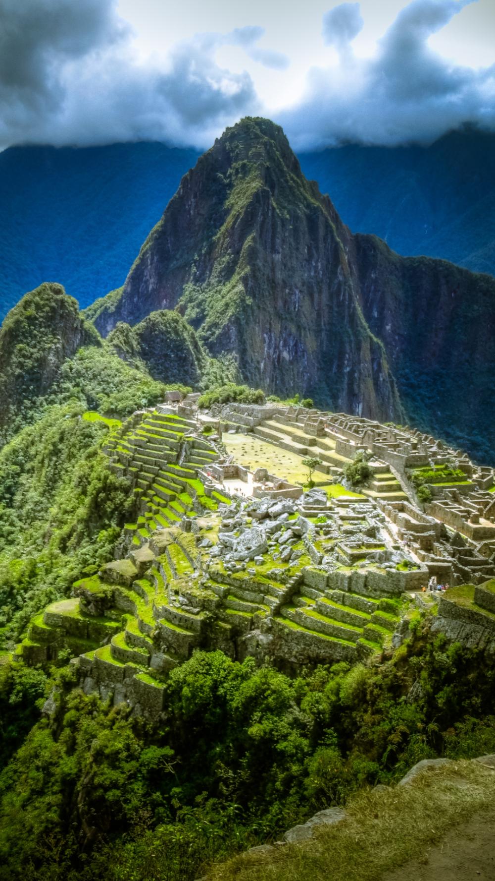 Machu Picchu Inca Iphone Wallpaper Peru Travel South America Travel Picchu