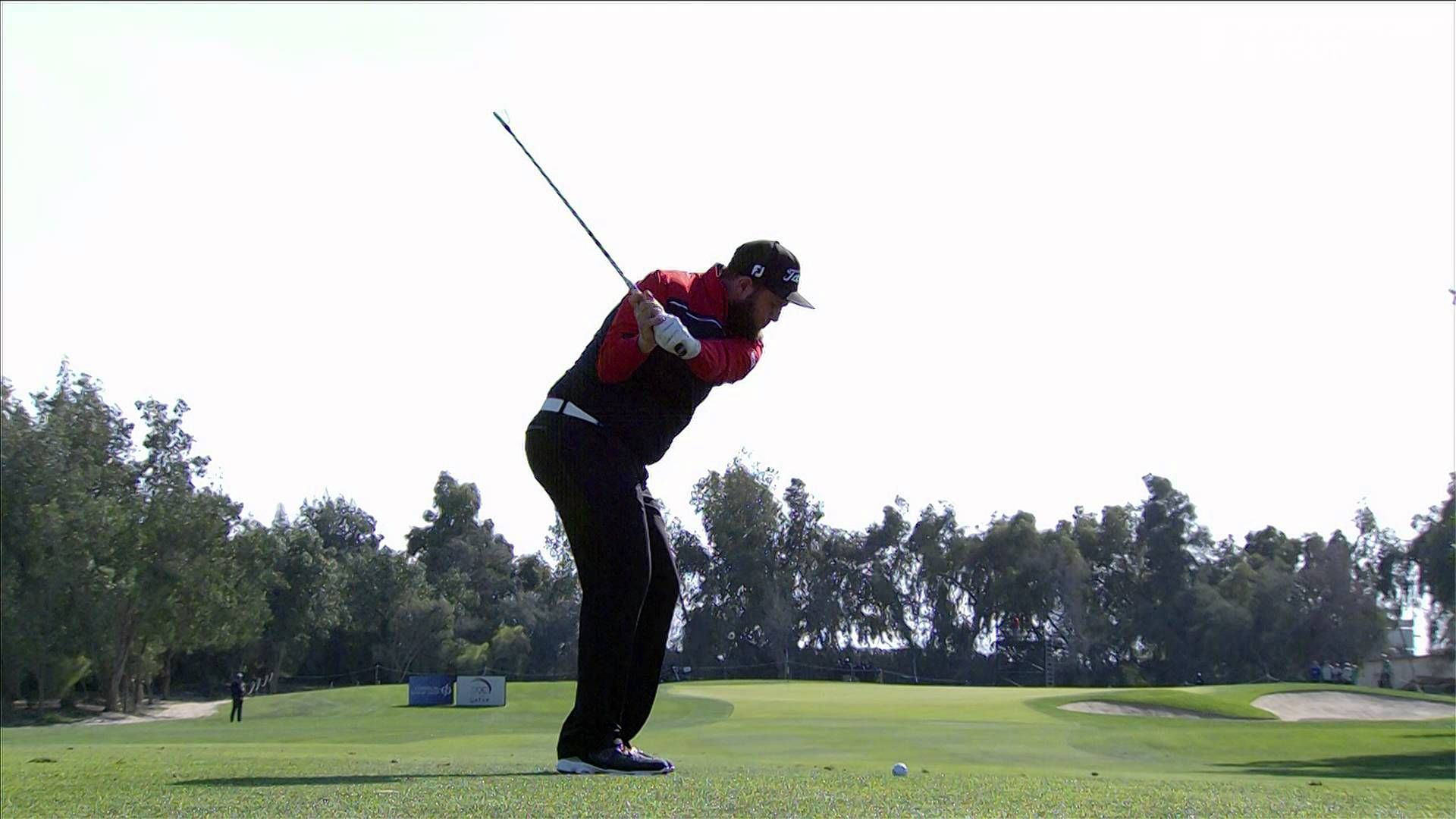 How To Execute A Slow Motion Golf Swing Iron