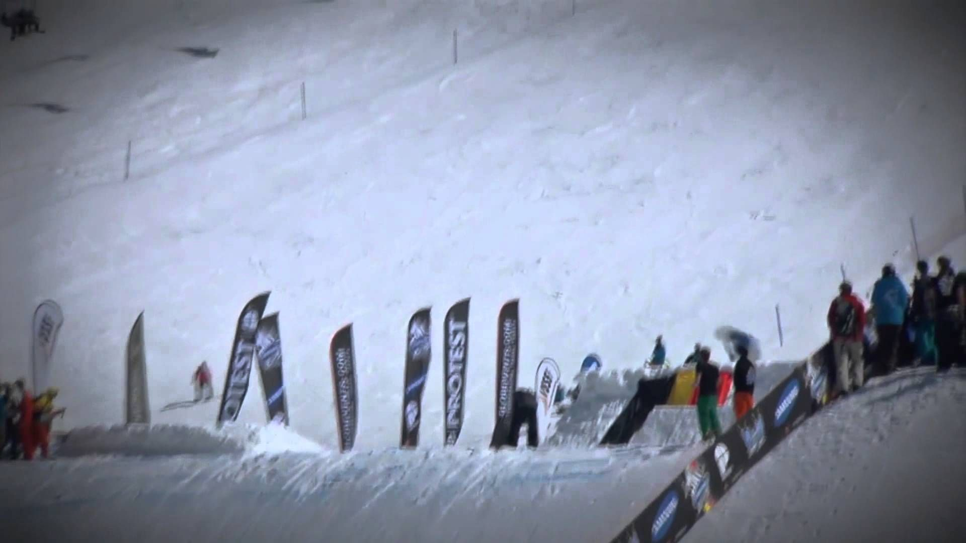 Biggest ski and snowboard jumps EVER done! (2012)