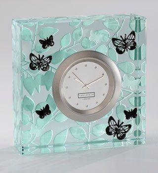 Spaceform | Spaceform London Clock Butterflies