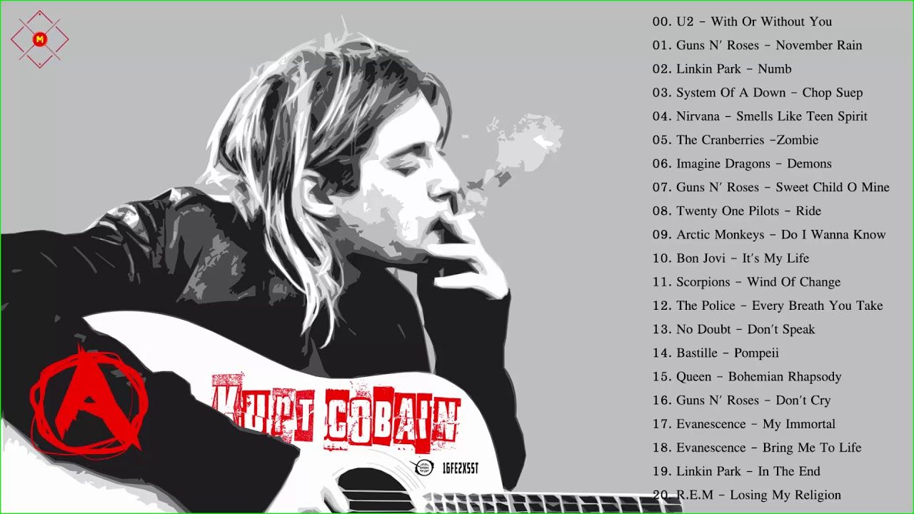 Acoustic Rock Collection   U2, Nirvana, Guns N' Roses Best