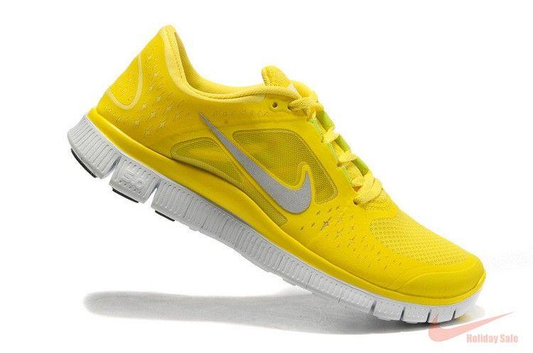 design de qualité 2b696 778cf Meilleur prix Homme Nike Free Run 3 Neon Jaune Blanche ...
