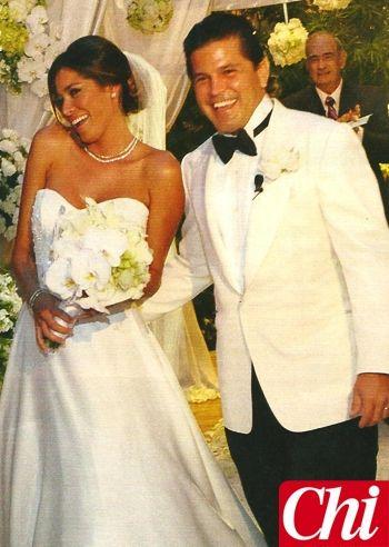 Vestito Da Sposa Aida Yespica.Matrimonio A Sorpresa Per Aida Yespica A Las Vegas Le Foto Foto