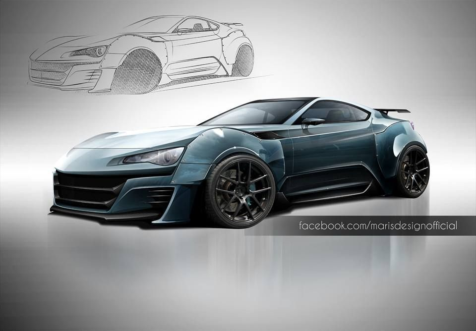 GT68 by Maris Design