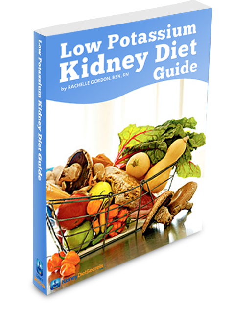 Chronic Kidney Disease Diet - Renal Failure Food Plans