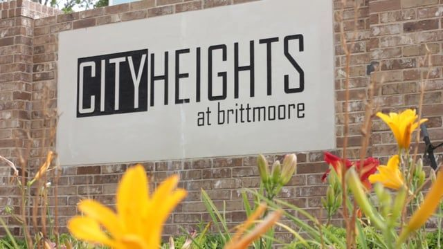 City Heights at Brittmoore is an intimate gated community of single family new homes perfectly ...