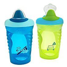 Toys R Us Babies R Us Kids Tableware Tommee Tippee Green Cups