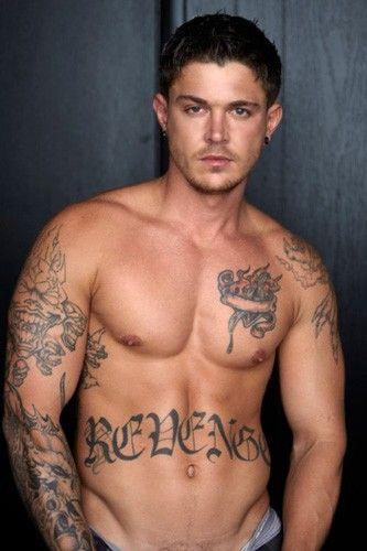 tattooed male pornstars