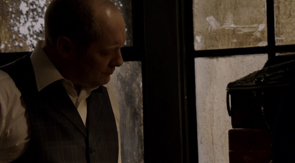 The Blacklist Episode 2.05 The Front