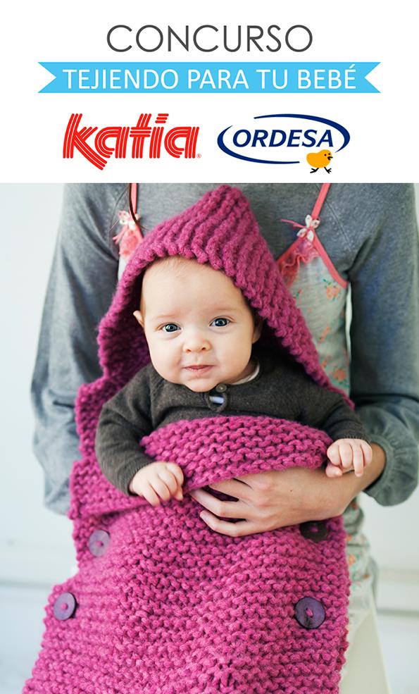 Concurso Tejiendo para tu bebé   Bebé, Ordesa y Sacos
