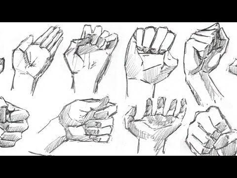 how to draw hands practice youtube el pinterest art tutorials