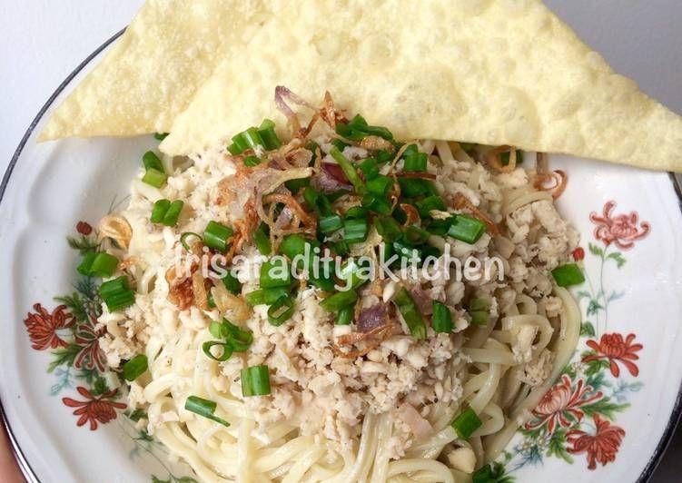Resep Cwi Mie Malang Mie Gloria Oleh Irisaraditya S Kitchen Resep Makan Malam Resep Masakan Resep