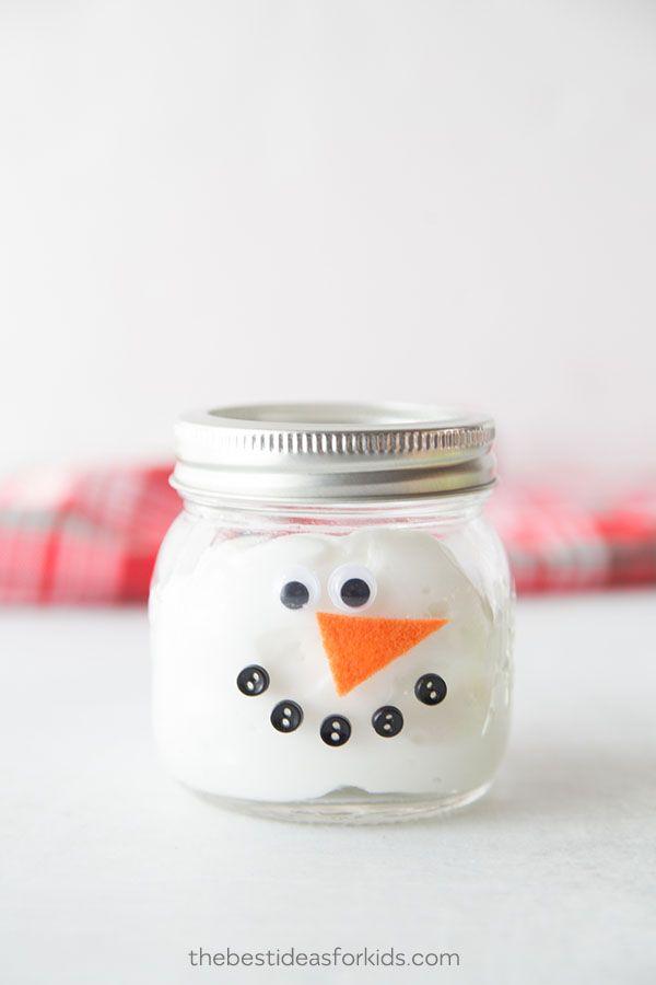 Christmas Slime | Rezept | Christmas | Pinterest