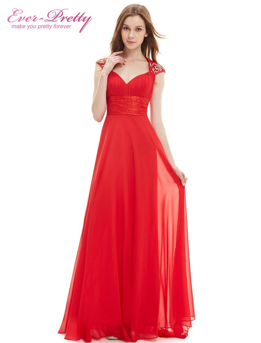 know more evening dress red color everpretty ep sexy