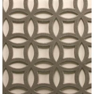 Md Building Products 1 Ft X 2 Ft Satin Nick Elliptical Aluminum Sheet 57010 At The Home Depot To U Decorative Metal Sheets Vinyl Decor M D Building Products