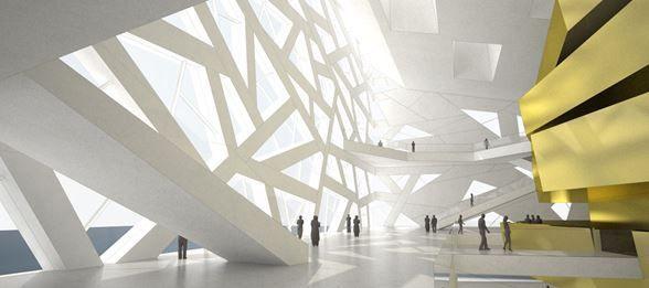 Opera in Yuhang – Henning Larsen Architects   Arkitektur & Design