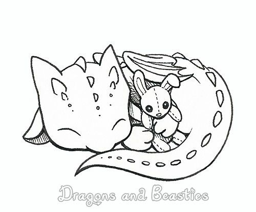 Da Was Broken All Day So I M Posting Late Dragon Coloring Page Baby Dragons Drawing Dragon Sketch