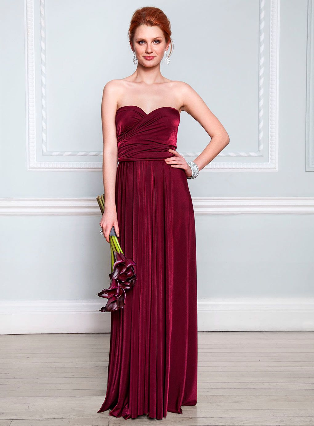 dessy bridesmaid dress (merlot) - Chrissy&-39-s Getting Married ...