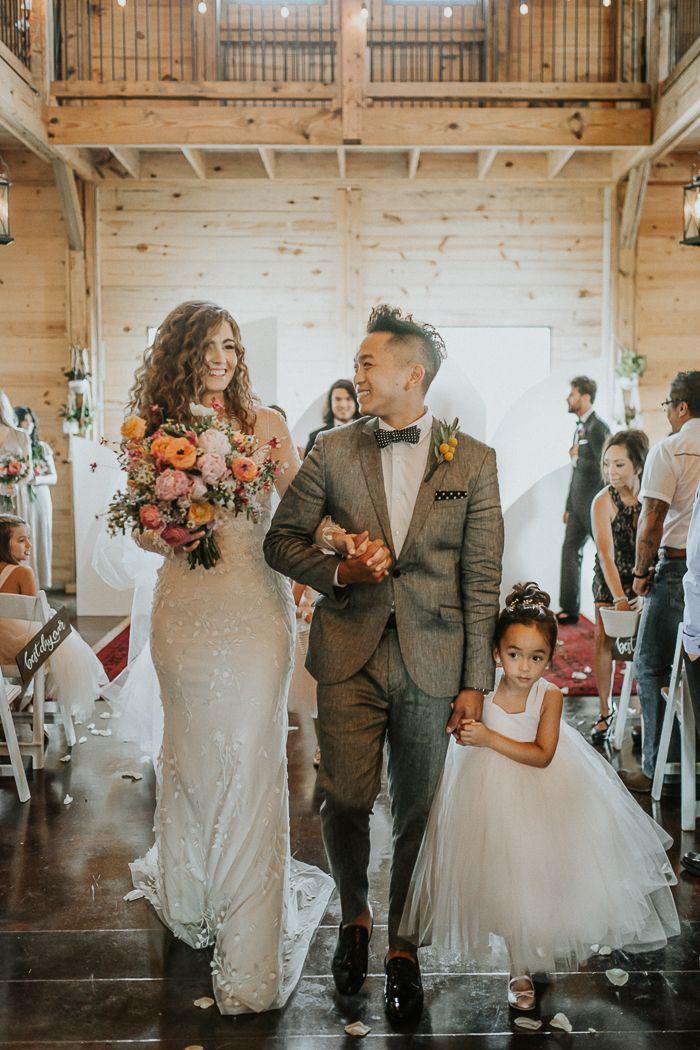 EcoFriendly Wedding in Springdale, Arkansas Junebug