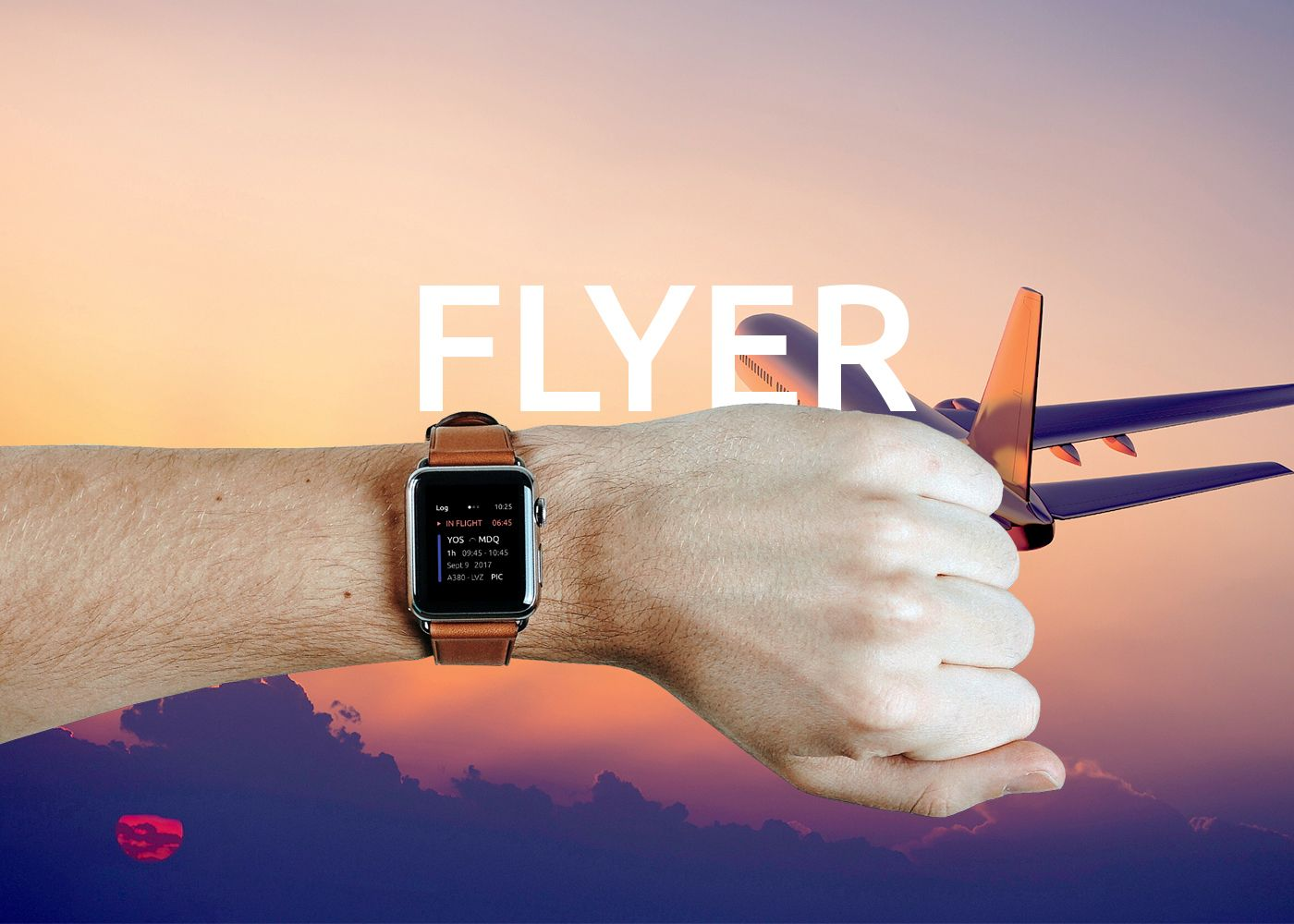 "5b88360023cf Check out this  Behance project  ""Flyer Smartwatch App"" https"