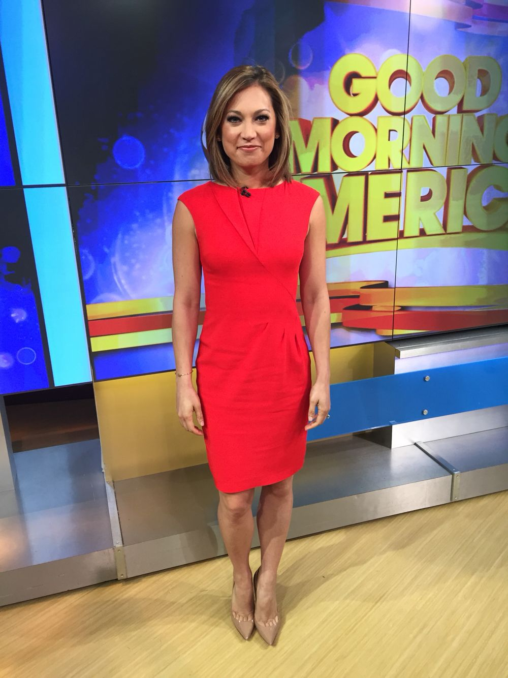 I bought this dress at @reiss , jewelry @elizabeth-and-James , shoes are Christian Loubotin ...