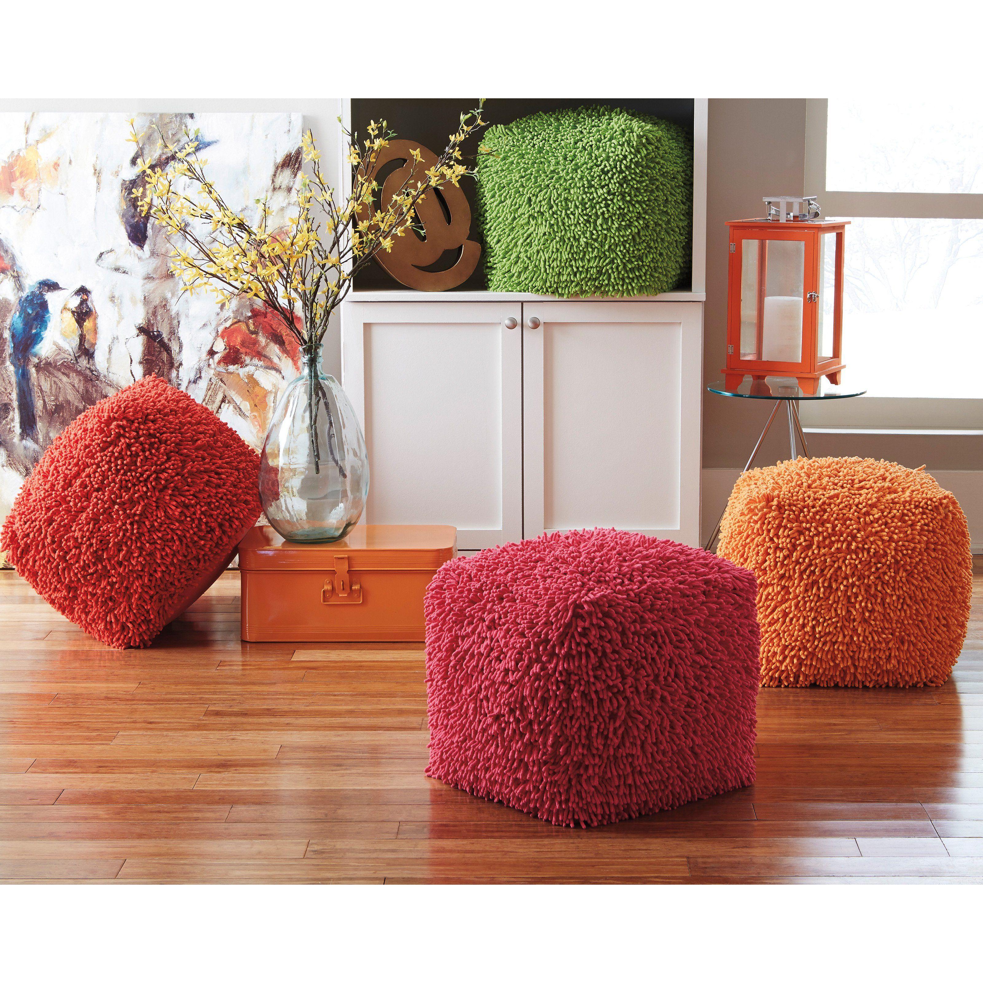 living room poufs%0A Room