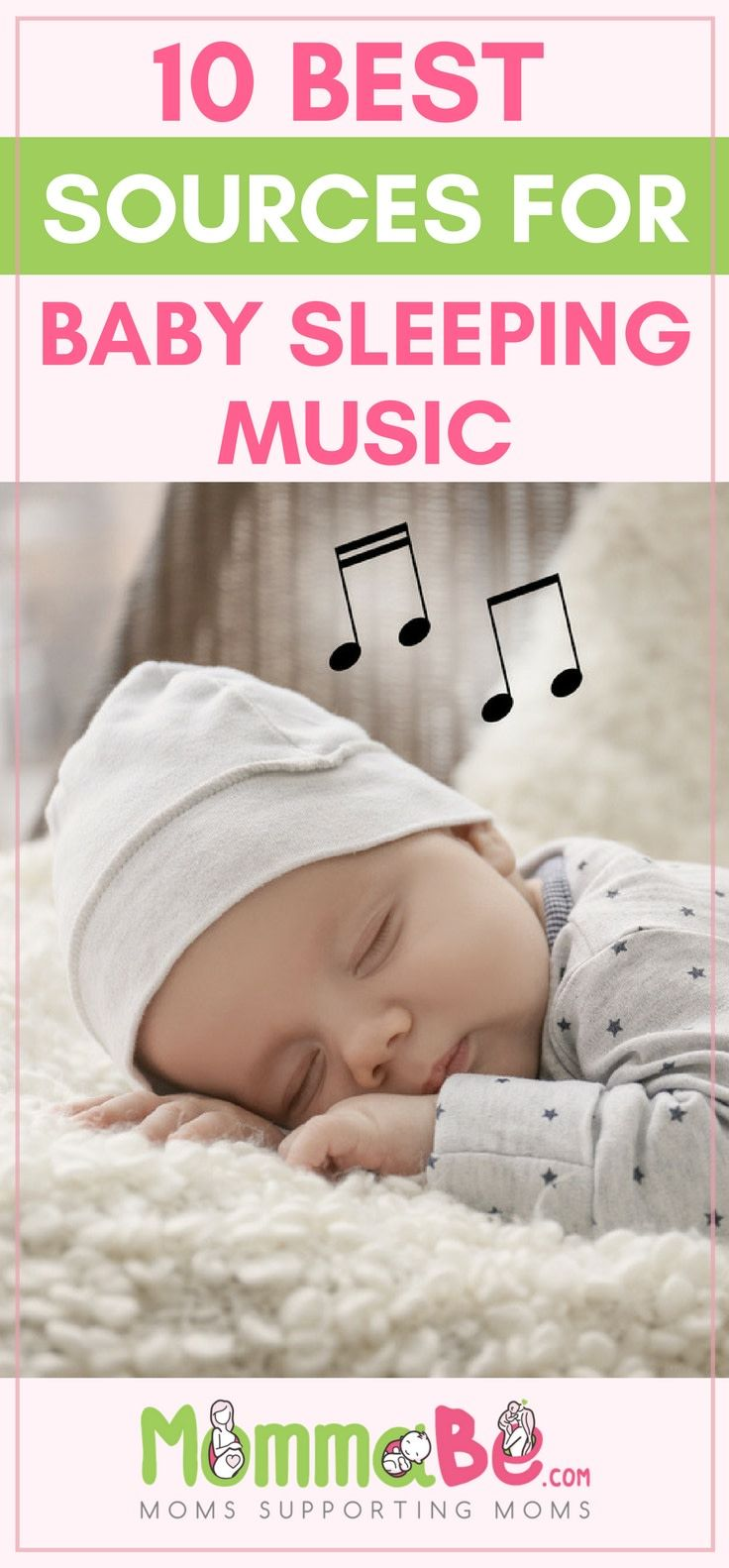 best sources for baby sleeping music baby pinterest bedtime