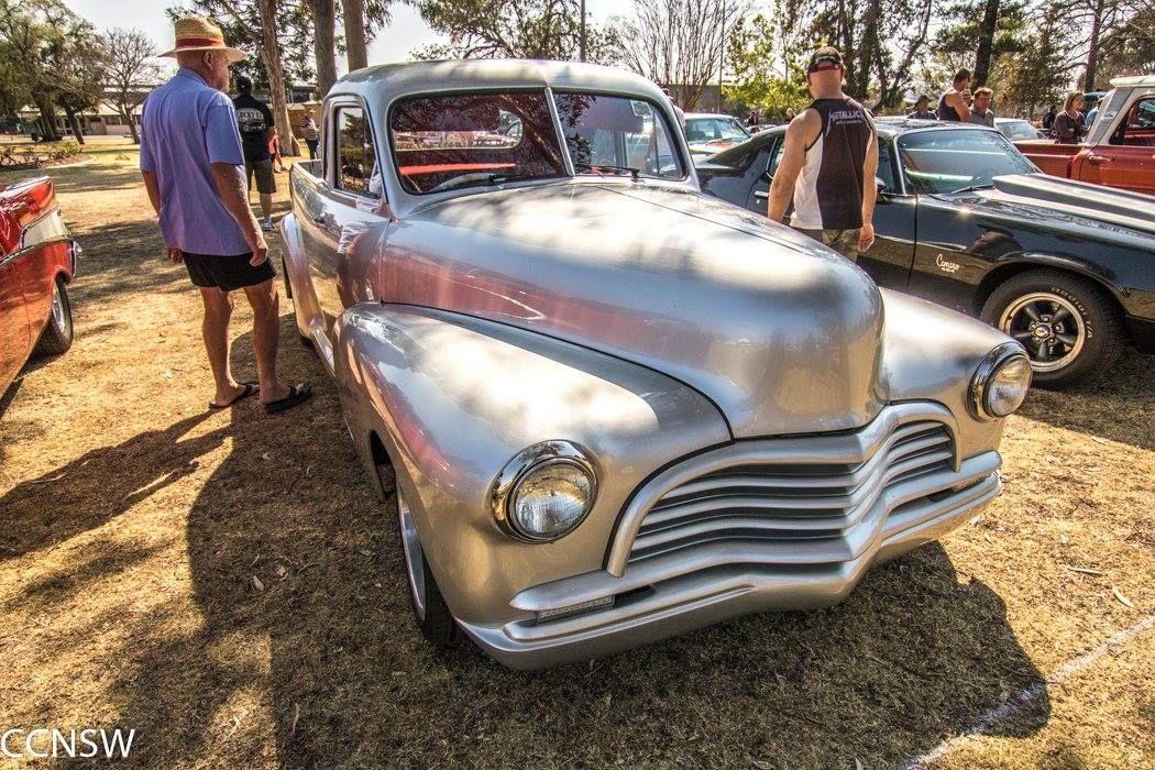 1946 Chevrolet Gmh Australia Coupe Ute Ute Australia Gmh