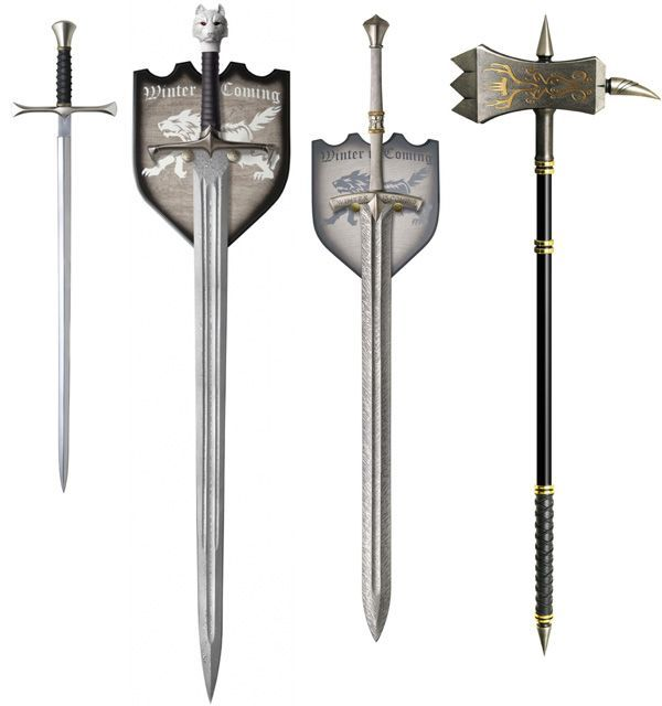 Game Of Thrones Swords With Images Game Of Thrones Sword Game