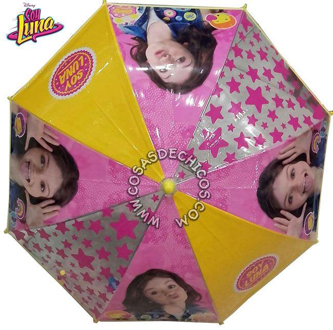 disponibilidad en el reino unido verdadero negocio colores delicados Paraguas #Infantil #SoyLuna #Original #Disney #Wabro ...
