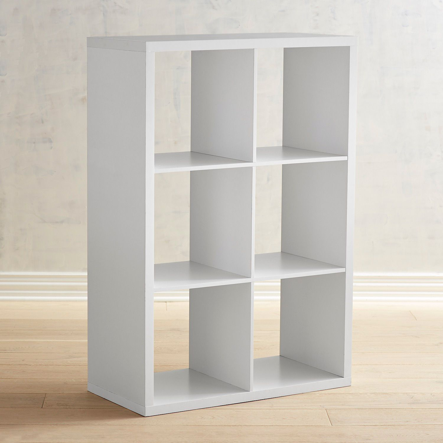 White 6 Cube Storage Unit Cube Storage Small Apartment Storage