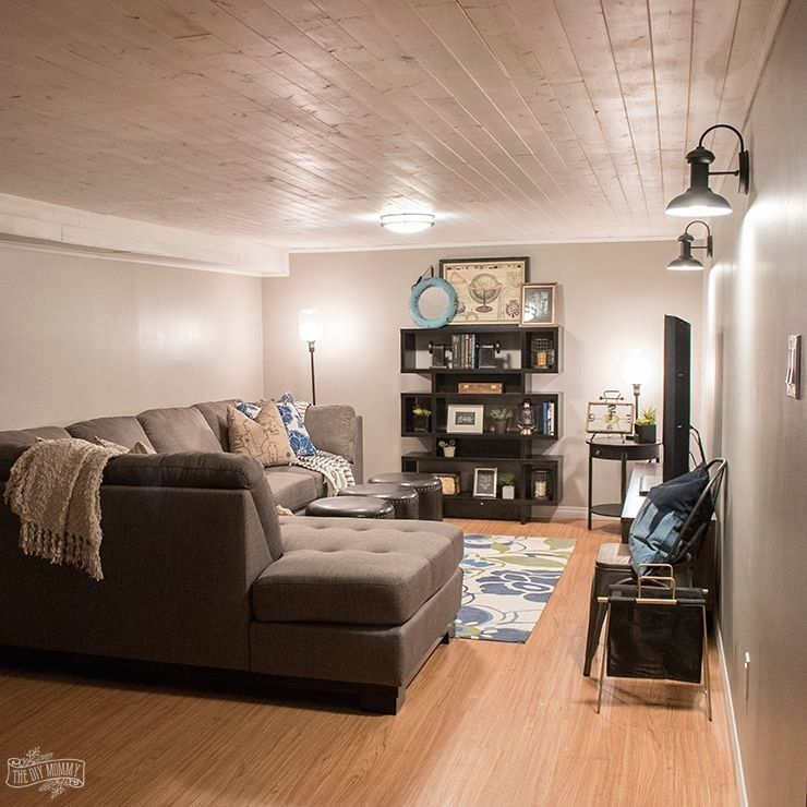 Pin On Finished Basement Ideas