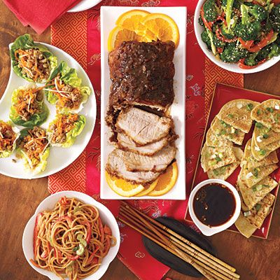 Easy chinese new year recipes recetas chinas recetas asiticas y chinese new year recipes forumfinder Gallery