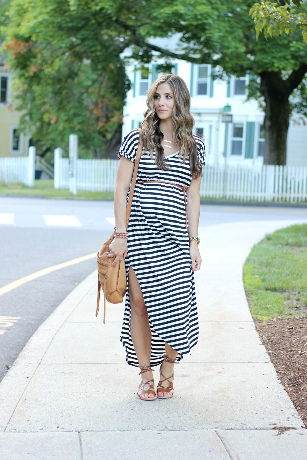 Seeing stripes maternity clothing maternity dresses and wren